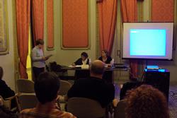 Les ponents van abordar qüestions relacionades amb la discriminació salarial de les dones