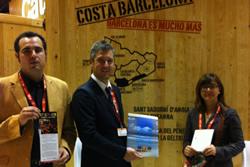 Estand Fitur Agència Catalana de Turisme