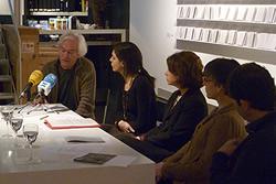 L'exposició s'ha presentat a la Fundació Foto Colectania de Barcelona