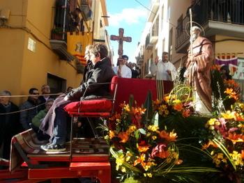 La festa se celebra en honor a Sant Antoni Abat