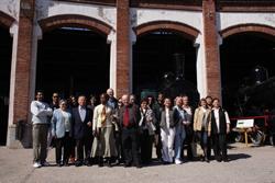 fotografia de grup dels participants