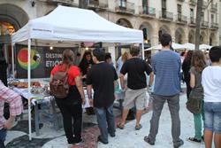 Mostra d'entitats de Cooperació 2013