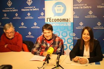 Gisela Vargas i Ramon Carbonell han fet balanç d'aquest primer any