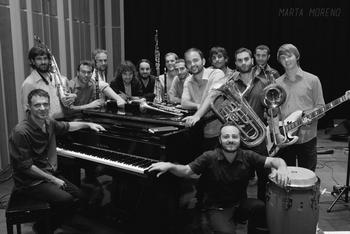 La Big Cat ja va actuar en la producció pròpia del FIMPT de 2014 a l'Auditori