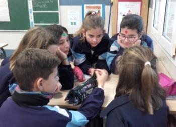 200 alumnes de 5è de primària també van fer tallers participatius per al Pla de Civisme i Convivència