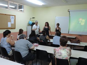 Avui s'ha fet la reunió de valoració del PAL amb el regidor Joan Martorell