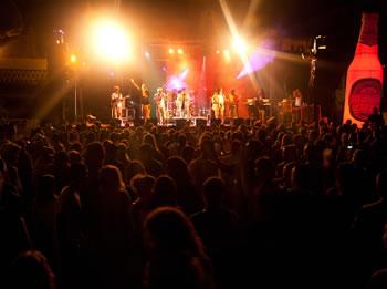 Concert Nowa Reggae. Foto: Organització