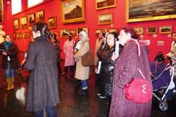 Activitat realitzada el curs passat al Museu Balaguer