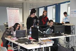 Imatge de la Global Game Jam de 2012