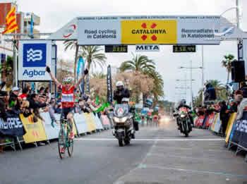 La cursa arriba a VNG el dissabte 26 de març